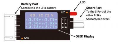 FLVSS LiPo Voltage Sensor 2